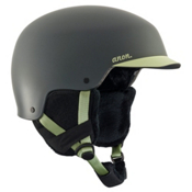 Anon Area Womens Helmet 2018, Gray, medium