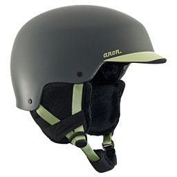 Anon Area Womens Helmet 2018, Gray, 256