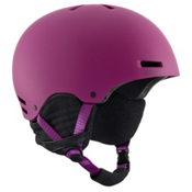 Anon Greta Womens Helmet 2018, Purple, medium