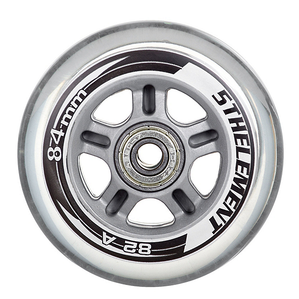 5th Element 84mm - 8 Pack Inline Skate Wheels with ABEC-7 Bearings 2018, , 600