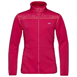 KJUS Jade Girls Midlayer Jacket, Persian Red, 256