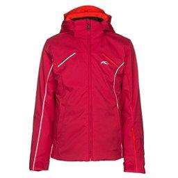 KJUS Formula Girls Ski Jacket, Persian Red, 256
