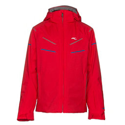 KJUS Formula DLX Boys Ski Jacket, Scarlet, 256