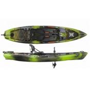 Perception Pescador Pilot 12 Kayak 2017, Moss Camo, medium
