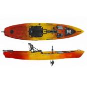 Perception Pescador Pilot 12 Kayak 2017, Sunset, medium