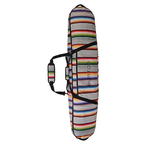 Burton Gig 166 Snowboard Bag 2018, Bright Sinola Stripe, 600