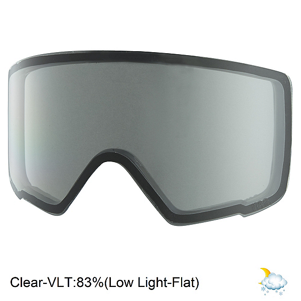 Anon M3 Goggle Replacement Lens 2018, Clear, 600