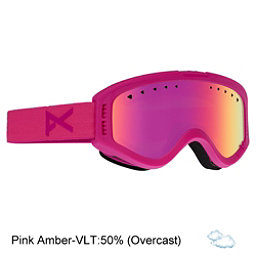 Anon Tracker Kids Goggles 2018, Pink-Pink Amber, 256