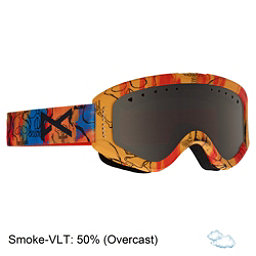 Anon Tracker Kids Goggles 2018, Bonez-Smoke, 256