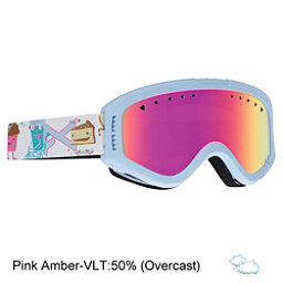 Anon Tracker Kids Goggles 2018, Snackpack-Pink Amber, 256