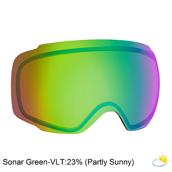 Anon M2 Sonar Goggle Replacement Lens 2018, Sonar Green, 600