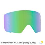 Anon M3 Sonar Goggle Replacement Lens 2018, Sonar Green, medium