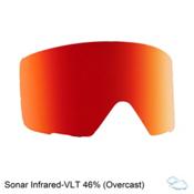 Anon M3 Sonar Goggle Replacement Lens 2018, Sonar Infrared, medium