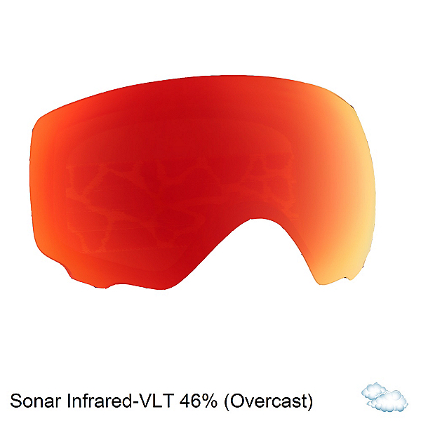 Anon WM1 Sonar Goggle Replacement Lens 2018, Sonar Infrared, 600