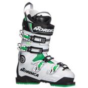 Nordica Sportmachine 120 Ski Boots 2018, Black-White-Green, medium