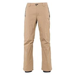 686 Standard Mens Snowboard Pants, Khaki, 256