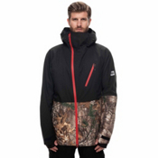 686 GLCR Hydra Thermagraph Mens Insulated Snowboard Jacket, Real Tree, medium