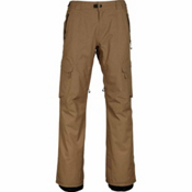 686 GLCR Quantum Thermagraph Mens Snowboard Pants, Khaki Ripstop, medium