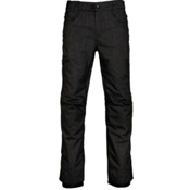 686 Raw Insulated Mens Snowboard Pants, Black Denim, medium