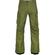 686 Infinity Insulated Mens Snowboard Pants, Fatigue, medium