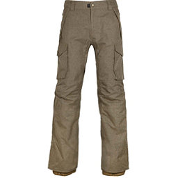 686 Infinity Insulated Mens Snowboard Pants, Khaki Melange, 256