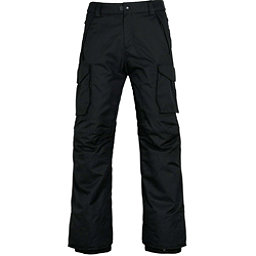 686 Infinity Insulated Cargo Mens Snowboard Pants, Black, 256