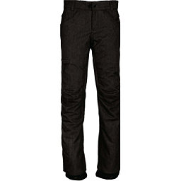 686 Patron Insulated Womens Snowboard Pants, Black Denim, 256