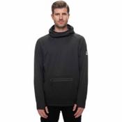 686 GLCR Exploration Tech Fleece Mens Hoodie, Charcoal, medium