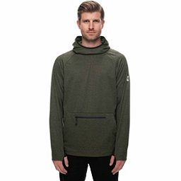 686 GLCR Exploration Tech Fleece Mens Hoodie, Fatigue, 256