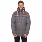 686 Woolly Puffer Insulated Mens Jacket, , medium