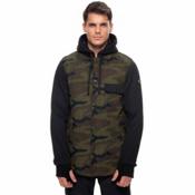 686 Bedwin Insulated Mens Jacket, Fatigue Camo Print, medium