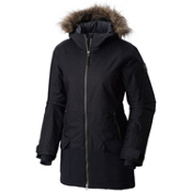 Columbia Catacomb Crest Parka Plus Womens Jacket, Black, medium