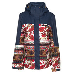 Roxy Torah Bright Jetty Womens Insulated Snowboard Jacket, , 256