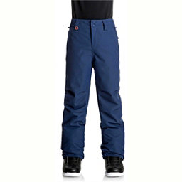 Quiksilver Estate Kids Snowboard Pants, Estate Blue, 256