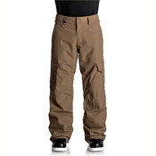 Quiksilver Porter Mens Snowboard Pants, Cub, medium