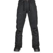 Quiksilver Forest Oak Mens Snowboard Pants, Black, medium