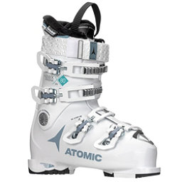 Atomic Hawx Magna 80 W Womens Ski Boots 2018, White-Denim, 256