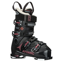 Atomic Hawx Prime 90 W Womens Ski Boots 2018, Black-Rust, 256