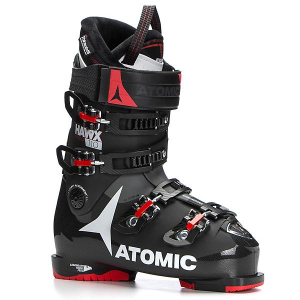 Atomic Hawx Magna 110 Ski Boots 2018, Black-Red-Anthracite, 600