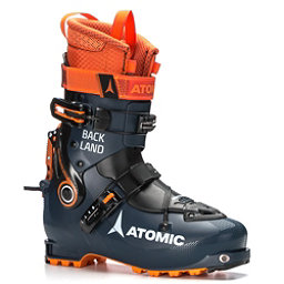 Atomic Backland Alpine Touring Boots 2018, Dark Blue-Orange-Black, 256