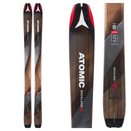 Atomic Backland 95 with Hybrid Skin Skis 2018, , 256