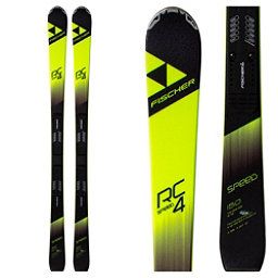 Fischer RC4 Speed Jr. RP Junior Race Skis 2018, , 256