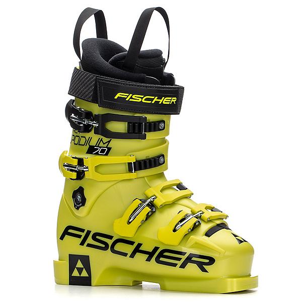 Fischer RC4 Podium 70 Junior Race Ski Boots 2018, , 600