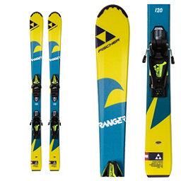 Fischer Ranger Kid Kids Skis with FJ4 Bindings 2018, , 256