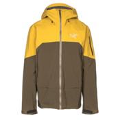 Arc'teryx Rush Mens Shell Ski Jacket, Komodo, medium