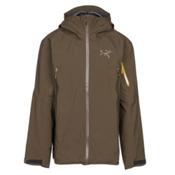 Arc'teryx Sabre Mens Shell Ski Jacket, Dark Moss, medium