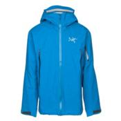 Arc'teryx Sabre Mens Shell Ski Jacket, Rigel, medium