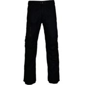 686 Rover Mens Snowboard Pants, Black, medium