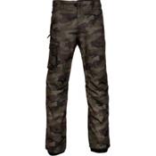 686 Rover Mens Snowboard Pants, Fatigue Camo Print, medium