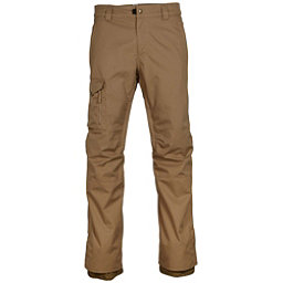 686 Rover Mens Snowboard Pants, Khaki, 256